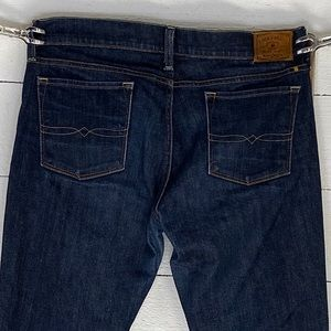 Lucky Brand Zoe Skinny Jeans